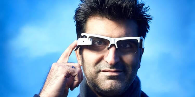 Kayvan Mirza, le petit Français qui voit grand avec ses lunettes intelligentes