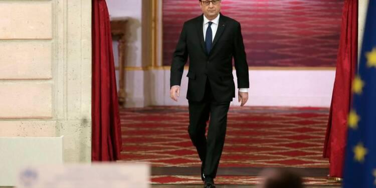 François Hollande promet de réformer davantage