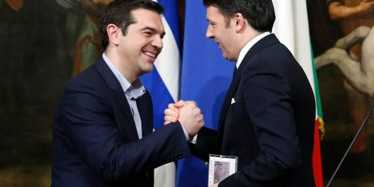 L'Europe ne doit pas avoir peur d'Athènes, dit Alexis Tsipras
