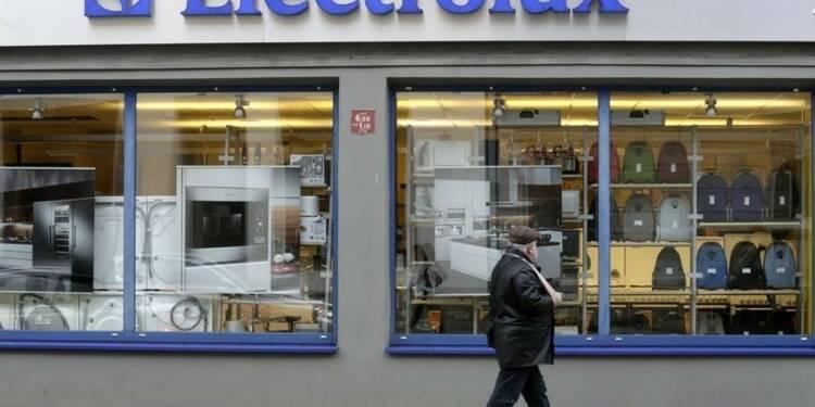 Electrolux optimiste sur la reprise en Europe