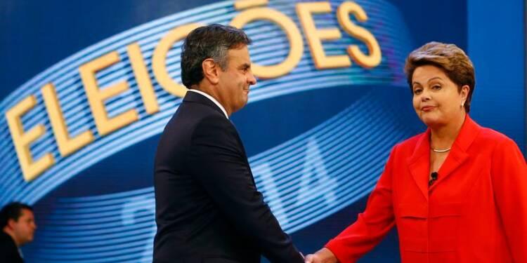 Dernier débat télévisé tendu centré sur la corruption au Brésil