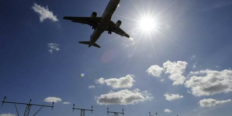La demande de fret aérien retrouve son niveau de 2010