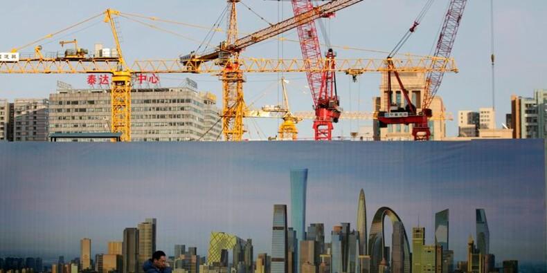 Contraction de l'indice PMI manufacturier en Chine en décembre