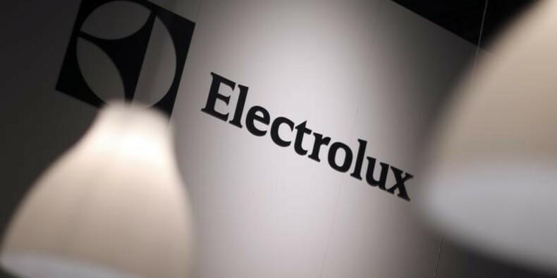 Electrolux reste prudent sur l'évolution du marché en Europe