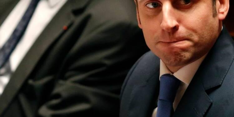 Emmanuel Macron défend sa réforme du permis de conduire