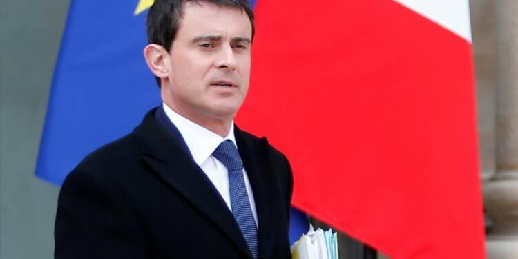 Valls va agir après l'offensive Montebourg et Hamon