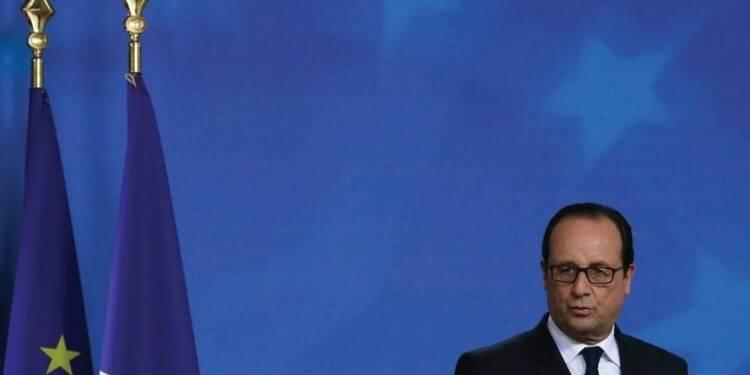 La réforme, seule option pour Hollande en plein constat d'échec