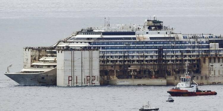 Vingt-six ans de prison requis contre l'ex-capitaine du Concordia