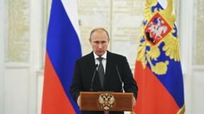 Vladimir Poutine décore Christophe de Margerie à titre posthume