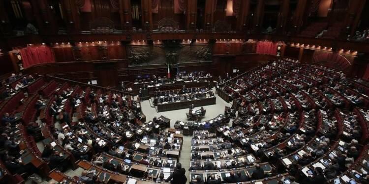 Le parlement italien adopte définitivement le budget 2015