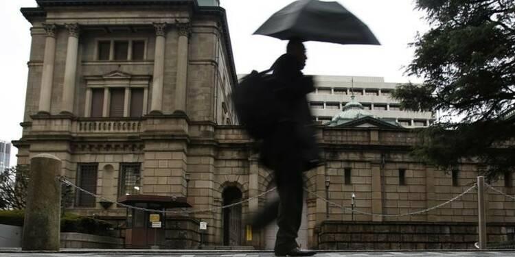 Doutes au Japon sur le maintien de l'objectif d'inflation