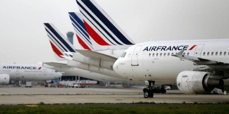 Air France assurera plus de neuf vols sur dix mardi