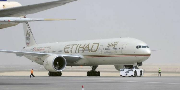Etihad Airways aura levé 2 milliards de dollars en 2014