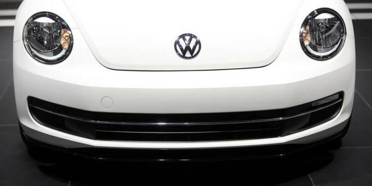 Volkswagen rappelle 1,1 million de voitures en Chine et aux USA