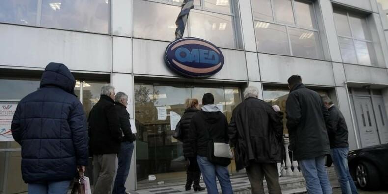Le taux de chômage en légère hausse à 26% en décembre en Grèce