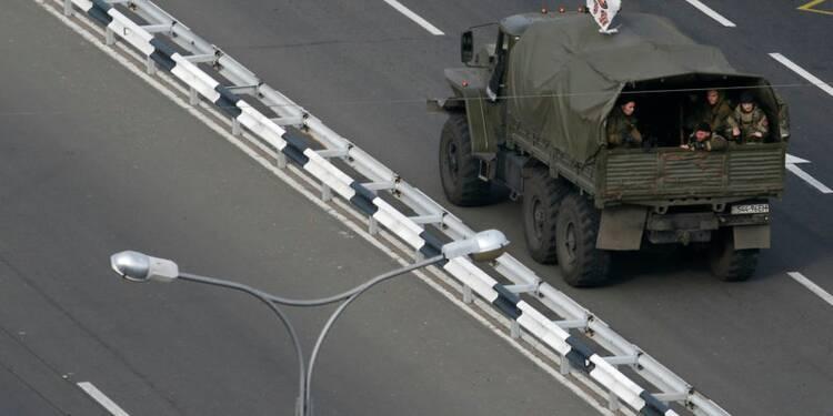 La trêve en Ukraine est quasiment caduque, estime l'OSCE