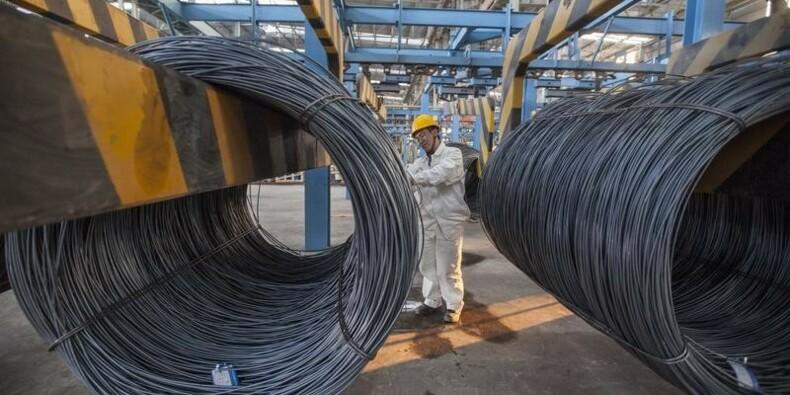 L'activité manufacturière chinoise s'est contractée en décembre