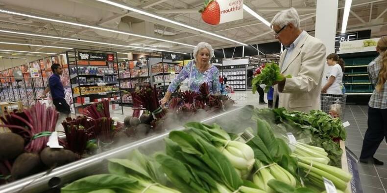 L'inflation en Grande-Bretagne ralentit au mois d'août