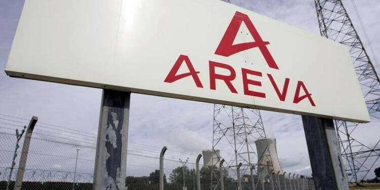 Areva chute en Bourse, une recapitalisation jugée inévitable