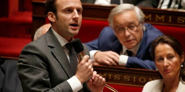 La confiance de l'exécutif grandit sur la loi Macron