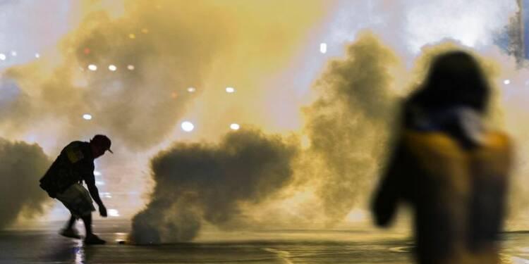 Un blessé par balle dans de nouveaux heurts à Ferguson