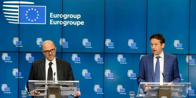 L'Eurogroupe demande plus d'efforts budgétaires à la France