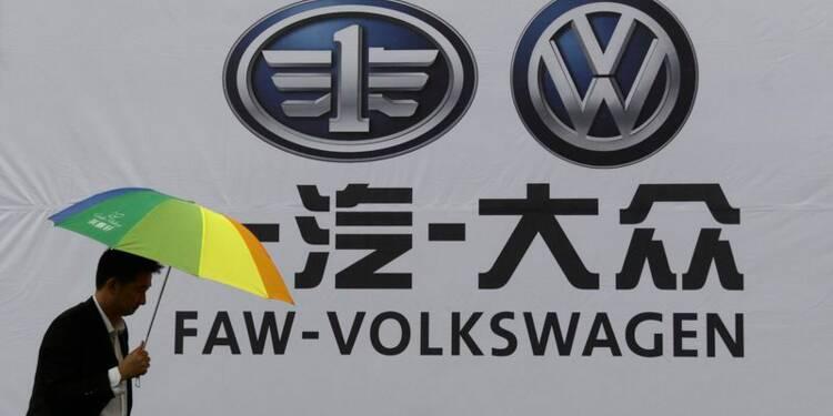 VW prolonge de 25 ans sa coentreprise avec FAW en Chine