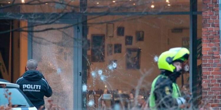 Un mort et trois blessés dans une fusillade à Copenhague