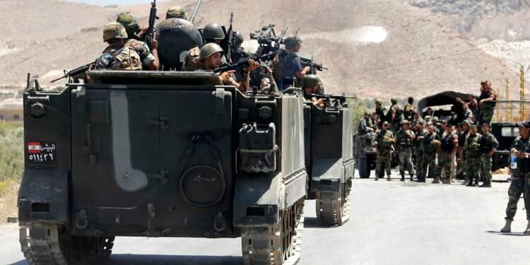 L'armée libanaise progresse vers Ersal, poursuite des combats