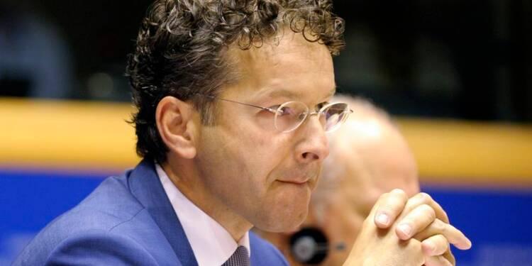 Pas de risques déflationnistes dans la zone euro, dit Dijsselbloem