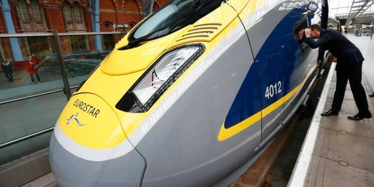 Eurostar veut aller jusqu'à Marseille