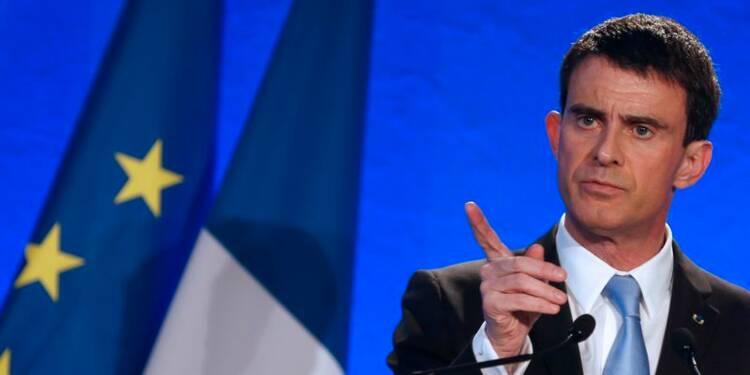 """Manuel Valls présente sa """"politique de peuplement"""""""