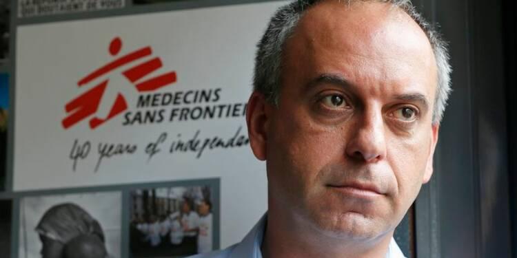 MSF en appelle au Conseil de sécurité de l'Onu au sujet d'Ebola
