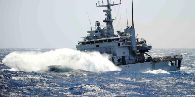 Rome va mettre fin à sa mission de sauvetage de migrants en mer