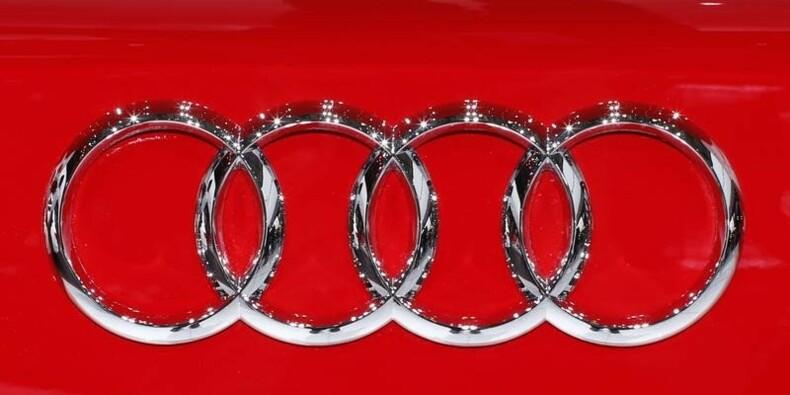 Audi annonce un bénéfice en hausse au 3e trimestre