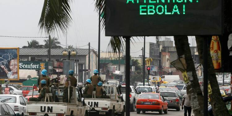 Le bilan de l'épidémie d'Ebola nettement sous-estimé, selon l'OMS