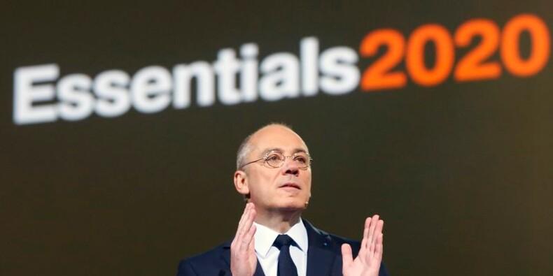 Orange dévoile une stratégie de 15 milliards d'investissements