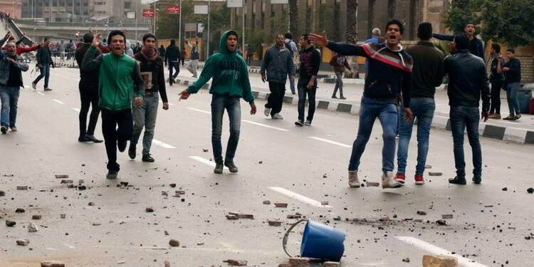 Anniversaire du soulèvement en Egypte, 15 morts