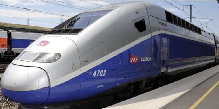 """Les TGV cumulant les retards épinglés par """"60 millions de consommateurs"""""""