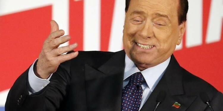 """Silvio Berlusconi acquitté en appel dans le """"Rubygate"""""""