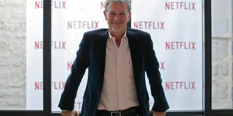 Netflix veut se concentrer sur l'Europe avant de voir plus loin