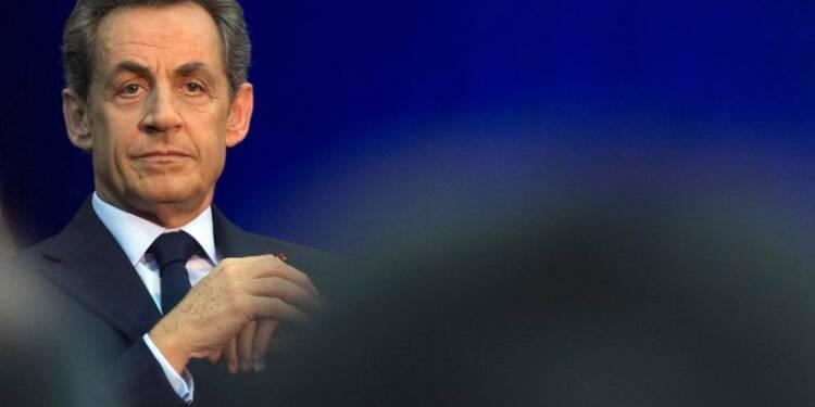 Nicolas Sarkozy appelle à nouveau son camp à l'union