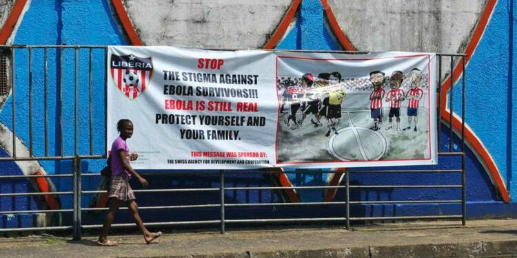 Des traitements anti-Ebola testés sur des volontaires en Afrique