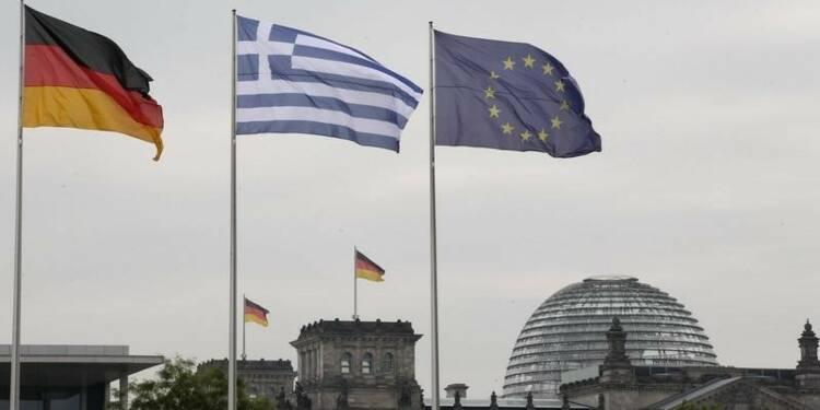 La Grèce entraîne les rendements allemands à des plus bas records