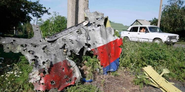 """Poutine """"coupable"""" de la destruction du vol MH17, dit Washington"""