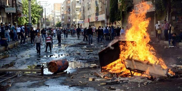 Les manifestations pro-Kurdes ont fait 18 morts en Turquie