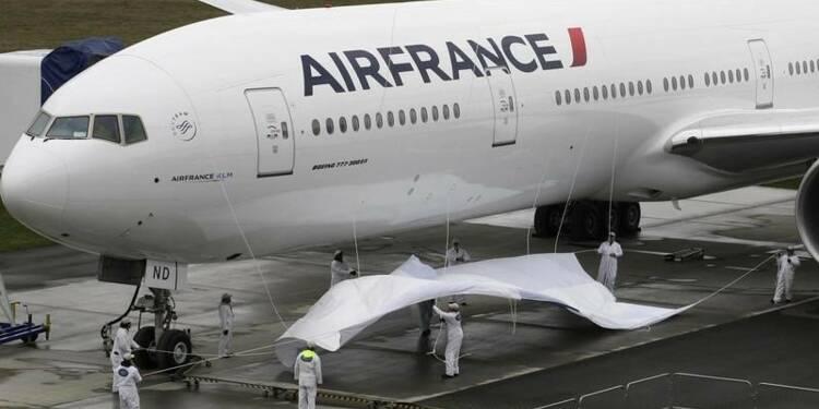 Air France annoncera des mesures supplémentaires le 5 février