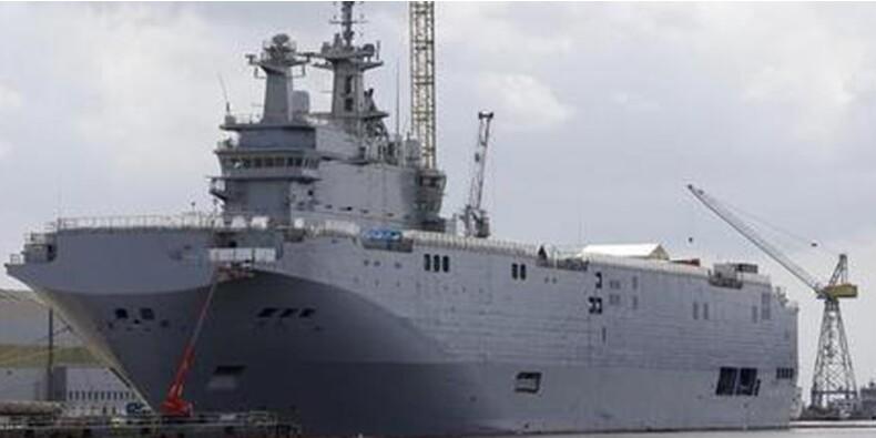 La livraison confirmée d'un Mistral à la Russie saluée en France