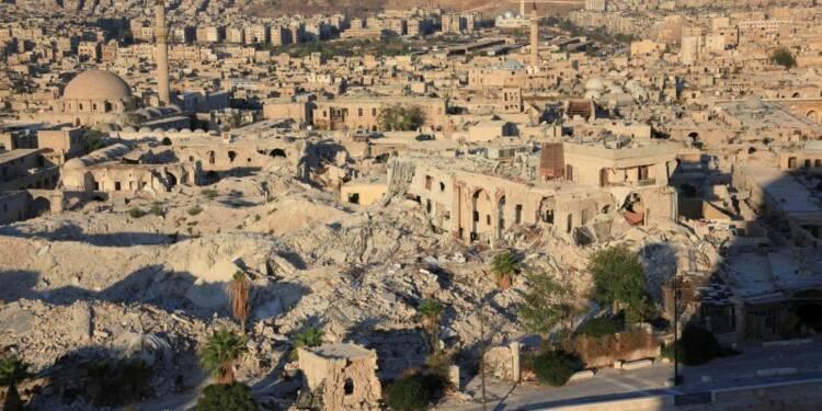 Le patrimoine culturel syrien mis en péril par la guerre
