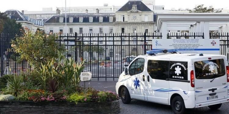 La victime d'Ebola hospitalisée en France est guérie